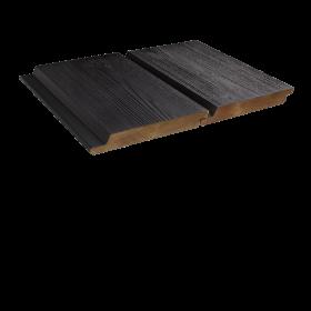Lauko dailylentės iš termo medienos